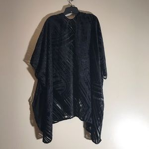Lane Bryant Jackets & Coats - Burnout Kimono / Overpiece - ONE SIZE PLUS